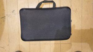 キジマリシャープサイドバッグの荷物