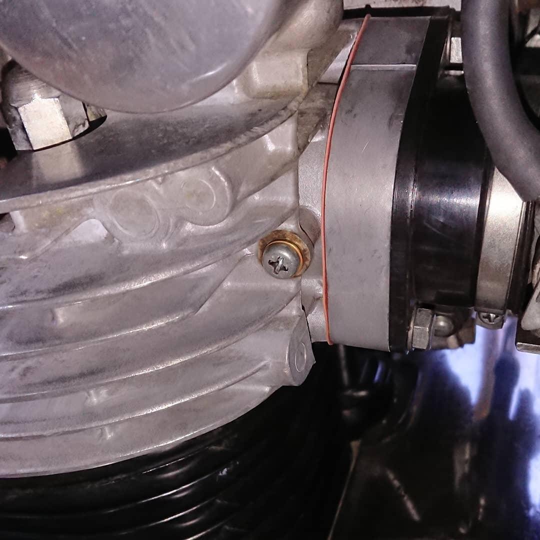 GS400負圧取り出し口